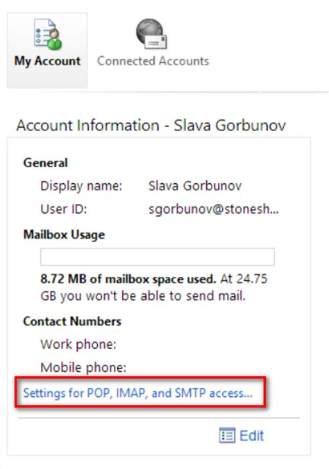 Office 365 Mail Iphone 6 Sharepoint 4 Biz Sync Office 365 Email With Iphone
