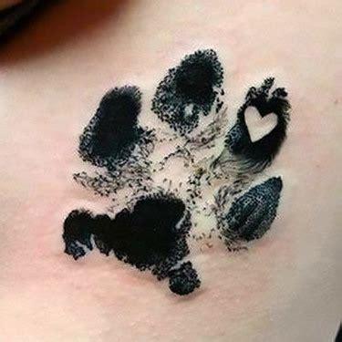 tiny puppy paw print idea puppy paw print idea
