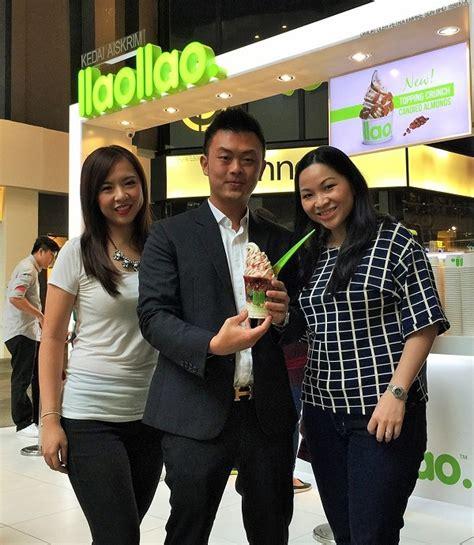 cgv empire sdn bhd frozen spanish sensation yogurt llaollao hits malaysia