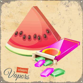 Dijamin Eliquid E Liquid Pop Watermelon Bubblegum watermelon bubblegum e liquid vixen vapors
