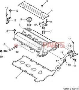 12787707 saab 2 0t ignition coil b207 9 3 genuine saab parts from esaabparts