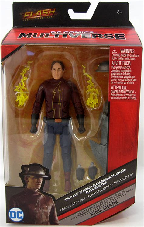 earth 2 flash dc multiverse figure the flash cw at cmdstore