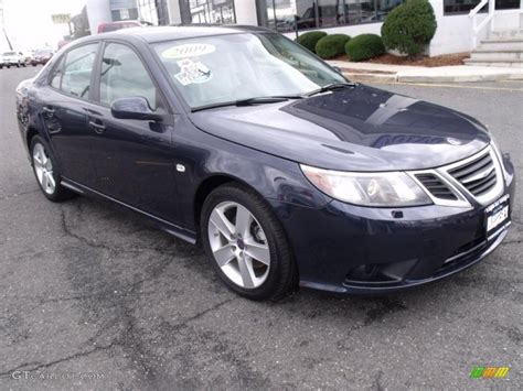 2009 nocturne blue metallic saab 9 3 2 0t sport sedan
