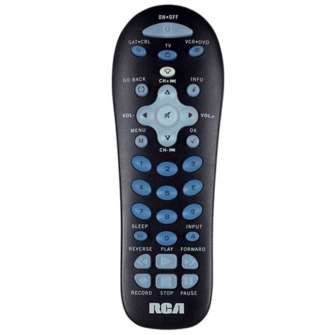 Remote Mba Programs by Rca Rcr311bin 3 In 1 Universal Remote