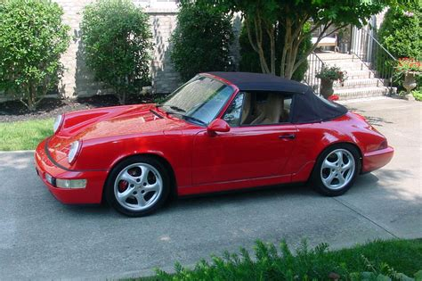 1990 porsche 911 convertible 1990 porsche 911 4 cabriolet 186538