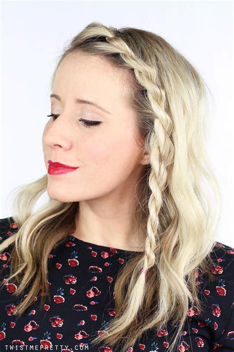 twisted braid  hairstyles twist  pretty