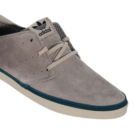 adidas originals chord low aluminium mens shoes from attic clothing uk