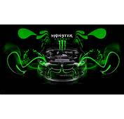 Monster Energy BMW M3 Engine Open Car 2014 Green Neon Design By Tony