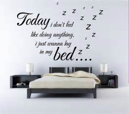 Wall Art Stickers Bedroom 5 Types Of Wall Art Stickers To Beautify The Room