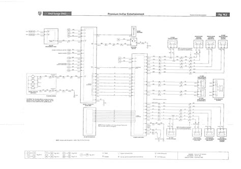 jaguar x type audio wiring harness diagram jaguar free