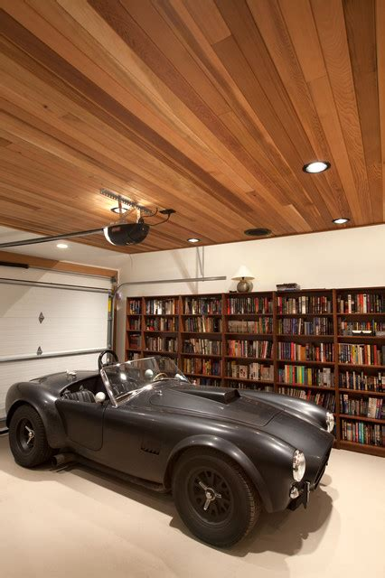 Ac Garage by Garden House Modern Garage And Shed Vancouver By