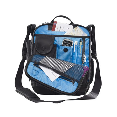 caribee departure bag black