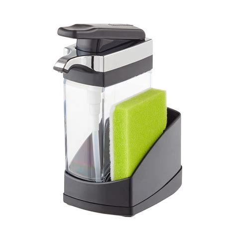 sink sider soap dispenser casabella sink sider soap dispenser the container store