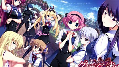 top 10 anime harem ecchi school comedy part