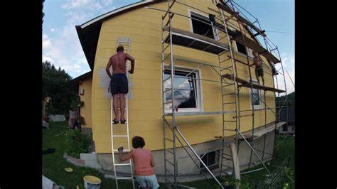 fassade zweifarbig streichen the of time facade paint fassade streichen