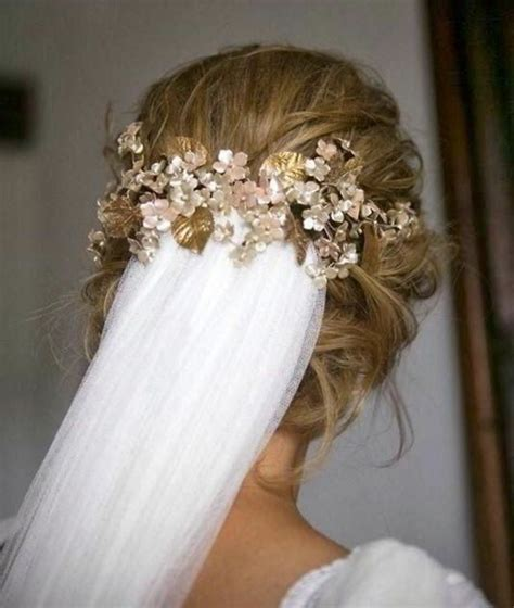 Wedding Hairstyles With Flowers And Veil by Bridal Hairstyles Open Semi Open Or Pinned Up 100