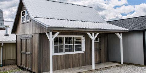 Storage Barns Modern Architecture Barn Design Amish Sheds