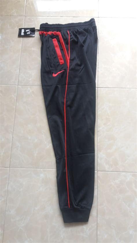 jual sporty celana training jogger panjang nike adidas