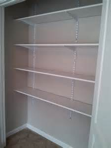 Adjustable Closet Shelving Duo Ventures Creativity Closet Makeover