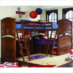 3 Bunk Bed Set by Lea Deer Run Bunk Bed 3 Bedroom Set Polyvore