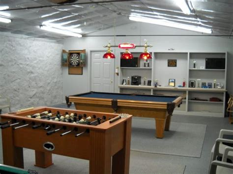 garage game rooms on pinterest large family rooms 17 best images about garage space design on pinterest