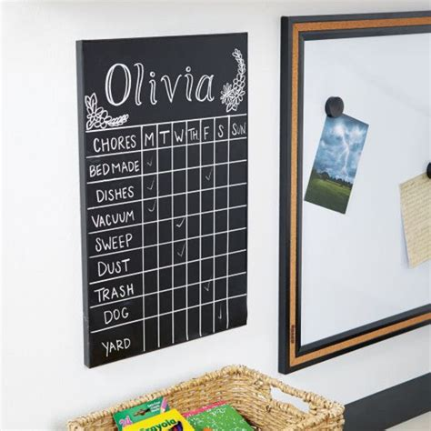 diy chalkboard chore chart 17 best images about chalkboard on diy