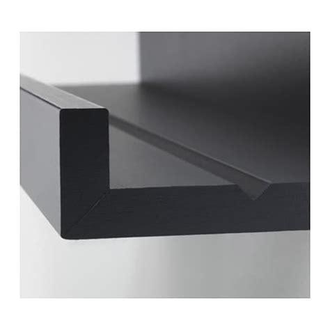 mosslanda ikea mosslanda picture ledge black 115 cm ikea