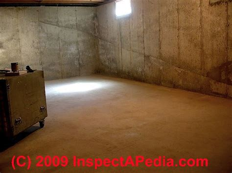 basement walls leaking basement diagnosis cure how to inspect for basement leaks or moisture