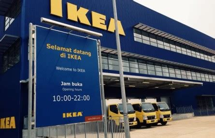 Tiket Masuk Ikea Alam Sutera ikea store at alam sutera jakarta wt partnership