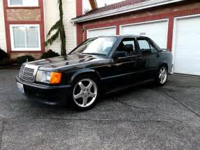 190e Mercedes 1986 Mercedes 190e 2 3 16v1 German Cars For Sale