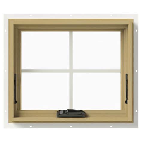 jeld wen awning windows jeld wen 24 in x 20 in w 2500 awning aluminum clad wood