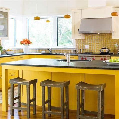 bright yellow kitchen bright and yellow kitchen designs my future house