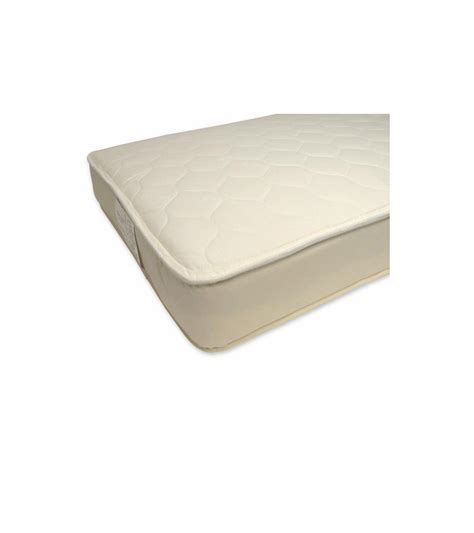 Naturpedic Crib Mattress Naturepedic Mc45 Combo 2 In 1 Organic Cotton Ultra Crib Mattress