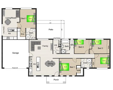 house plans with granny flat house with granny flat google search house plans