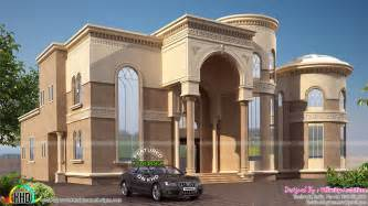 arabic house designs and floor plans september 2011 kerala home design and floor plans