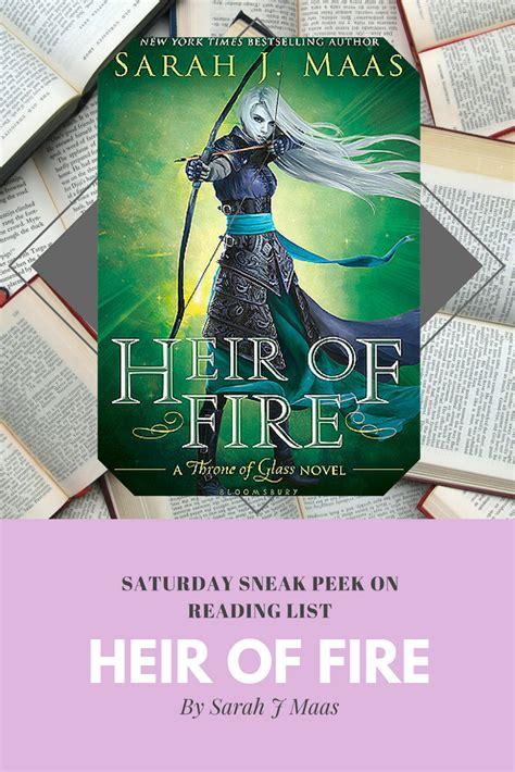 heir of fire 3 1408839121 heir of fire a sneak peek reading list