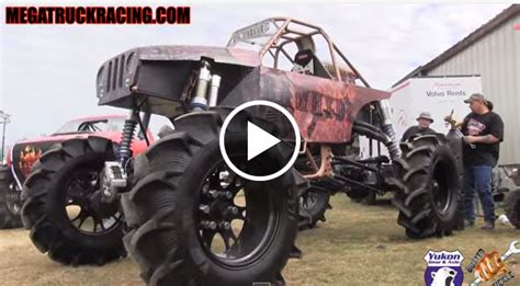 mega truck rawhyde mega truck build busted knuckle films