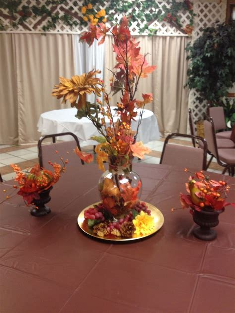 Decorating Ideas For Pastor Appreciation Day Autumn Decoration For Pastor Appreciation Day