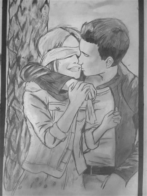 imagenes de parejas romanticas para dibujar imagenes de dibujos a lapiz de amor my blog