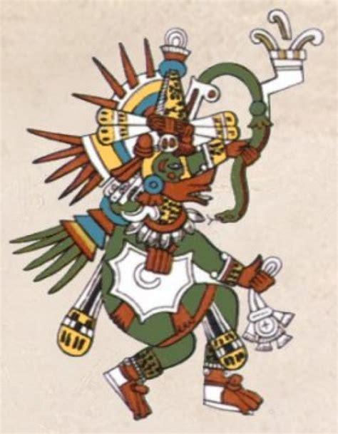 imagenes de dios quetzalcoatl lista dioses aztecas