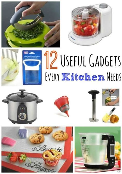 12 useful gadgets every kitchen needs useful gadgets