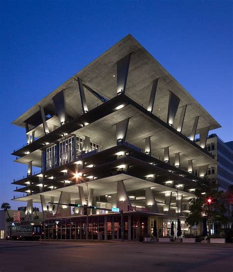Garage Road 1111 Lincoln Road Parking Garage At 1111 Lincoln Road