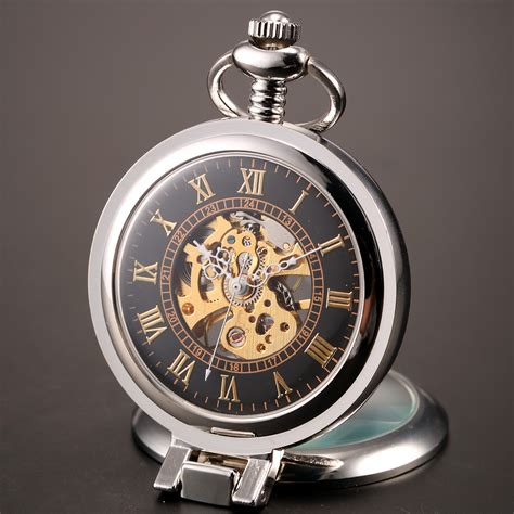 buy wholesale mechanical pocket watches for