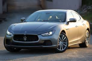 Maserati Ghibi 2014 Maserati Ghibli Front Left View Photo 38