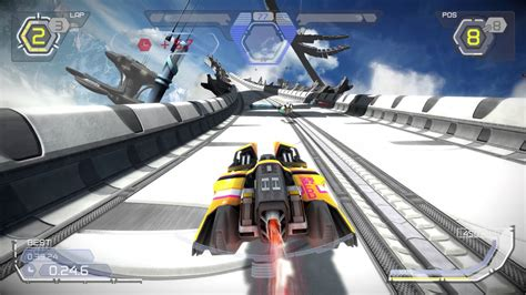 Wipeout Omega Collection Ps4 wipeout omega collection ps4 in 4k 3