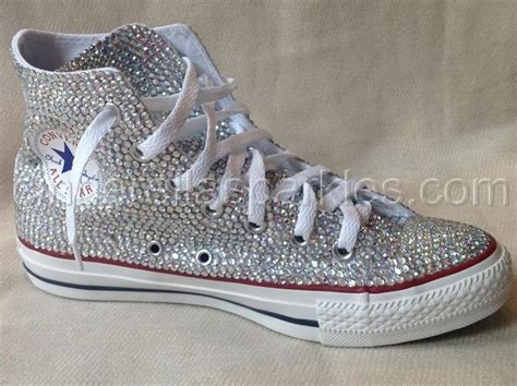 bling converse sneakers graham and brown 57218 darcy wallpaper pearl rhinestone
