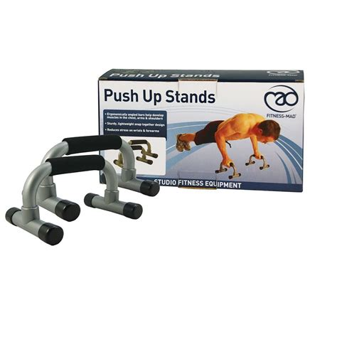 Push Up Stand Alat Fitness fitness mad push up bars sweatband