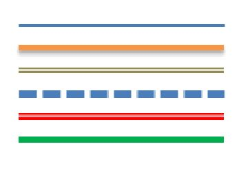 decorative line css adding a separator line between your posts hints