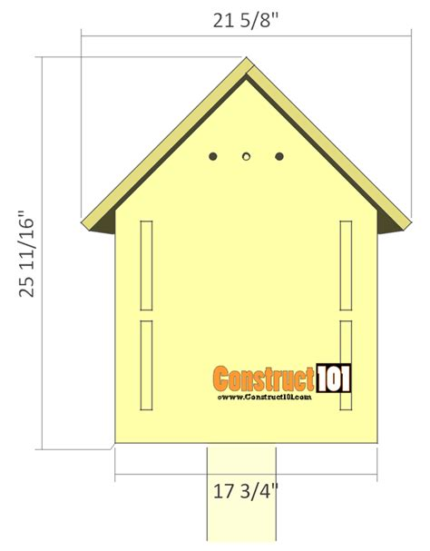 purple martin bird house plans purple martin bird house plans 16 unit construct101