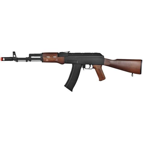 ak fully automatic well 300 fps electric ak 47 airsoft automatic aeg rifle